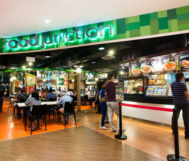 Singapore Outlets Food Junction