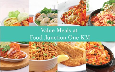 Value Meals at One KM!