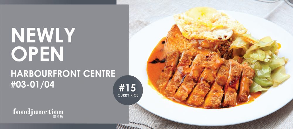 Newly Open – Curry Rice