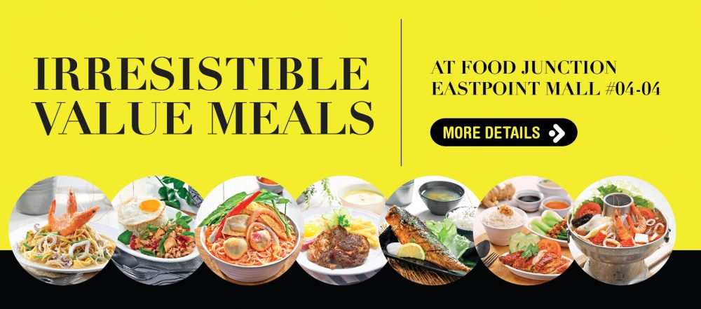 Eastpoint Mall Value Meals