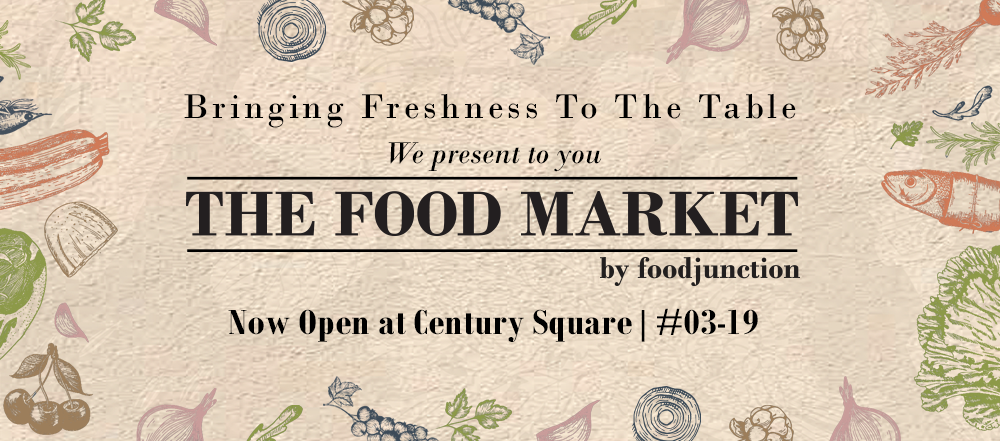 The Food Market by Food Junction | Now Open