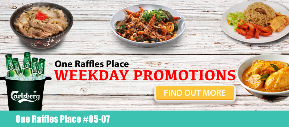 ORP Weekday Promotion