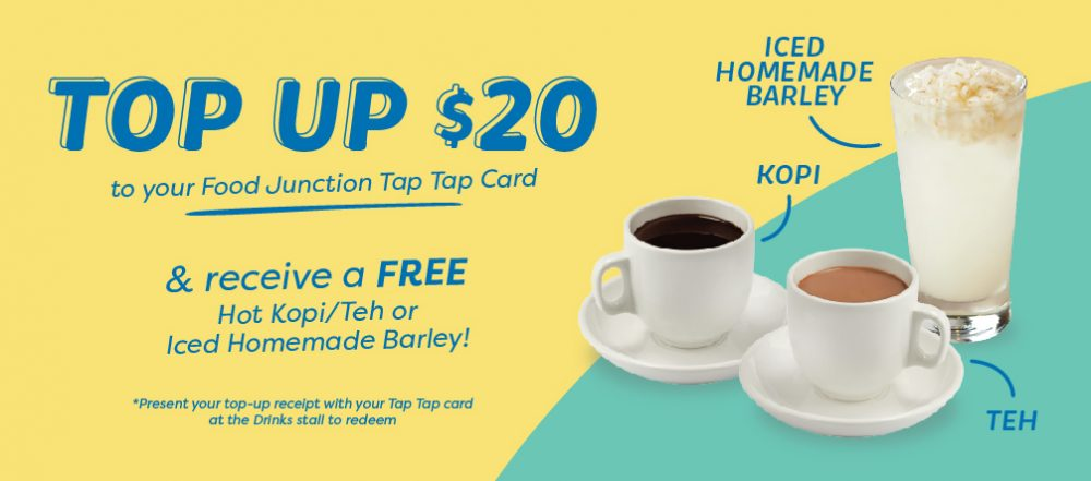 Top Up and Get Rewarded